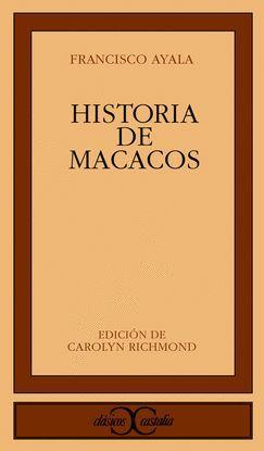 HISTORIA DE MACACOS.