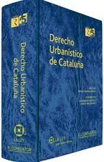 DERECHO URBANÍSTICO DE CATALUÑA