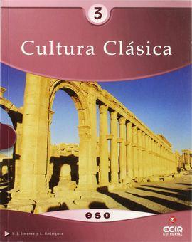 CULTURA CLÁSICA 3º ESO / 2003