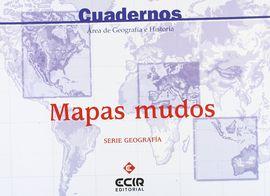 MAPAS MUDOS - GEOGRAFÍA