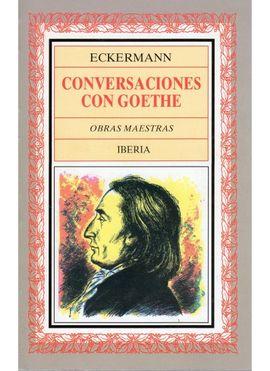 353. CONVERSACIONES CON GOETHE, 2 VOLS.