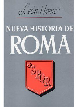 002. NUEVA HISTORIA DE ROMA