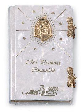 MISALITO COMUNIÓN NÁCAR MOD. D-1