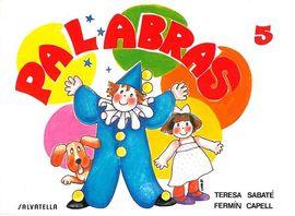 PALABRAS ESCRITURA 5
