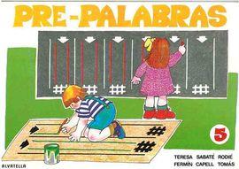 PREPALABRAS 5