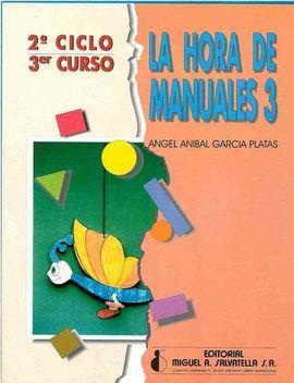 LA HORA DE MANUALES 3º