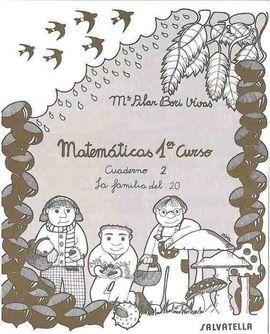 MATEMÁTICAS 1ER.CURSO 2