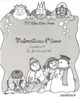 MATEMÁTICAS 1ER.CURSO 4