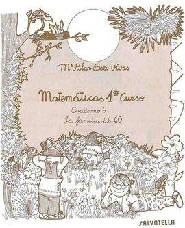MATEMÁTICAS 1ER.CURSO 6