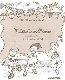 MATEMÁTICAS 1ER.CURSO 9
