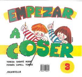 EMPEZAR A COSER 3