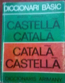 DICCIONARI CATALA-CASTELLA I CASTELLA-CATALA (BASIC)