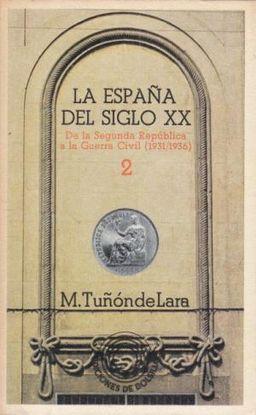 ESPAÑA S.XX - 2