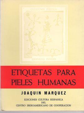 ETIQUETAS PARA PIELES HUMANAS