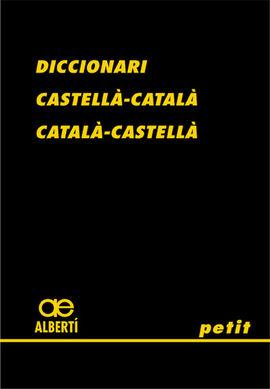 DICCIONARI PETIT CASTELLÀ-CATALÀ CATALÀ-CASTELLÀ