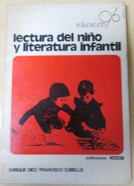 LECTURA DEL NIÑO Y LITERATURA INFANTIL