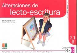 ALTERACIONES LECTO-ESCRITURA. AFIANZAMIENTO 2