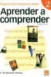 APRENDER A COMPRENDER 2