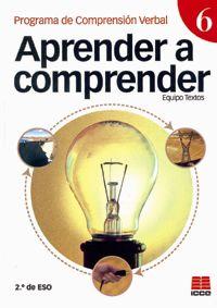 APRENDER A COMPRENDER 6