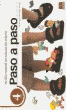 PASO A PASO, EDUCACIÓN INFANTIL, 4 AÑOS. ACCIÓN TUTORIAL