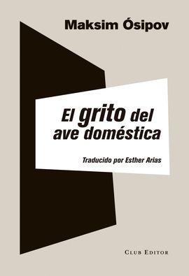 EL GRITO DEL AVE DOMÉSTICA