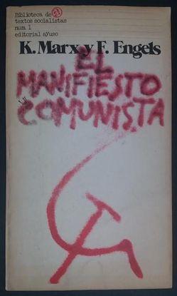 MANIFIESTO DO PARTIDO COMUNISTA