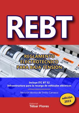 REBT: REGLAMENTO ELECTROTÉCNICO PARA BAJA TENSIÓN