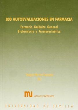 OCHOCIENTAS AUTOEVALUACIÓNES EN FARMACIA