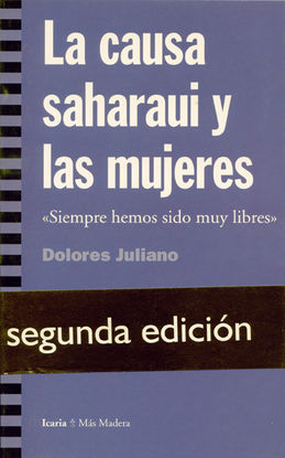 LA CAUSA SAHARAUI Y LAS MUJERES