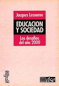 EDUCACIÓN Y SOCIEDAD