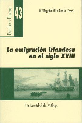 LA EMIGRACIÓN IRLANDESA EN EL SIGLO XVIII