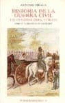 HISTORIA DE LA GUERRA CIVIL Y DE LOS PARTIDOS LIBERAL Y CARLISTA TOMO VI: LA REGENCIA DE ESPARTERO