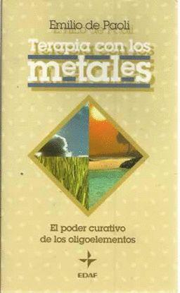 LA TERAPIA CON LOS METALES.