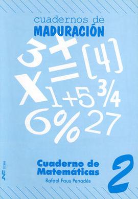 CUADERNOS DE MADURACIÓN. 2