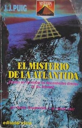 EL MISTERIO DE LA ATLÁNTIDA