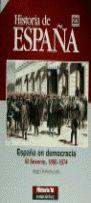 HISTORIA DE ESPAÑA 23, ESPAÑA BUSCA REY. EL SEXENIO, 1868-1874