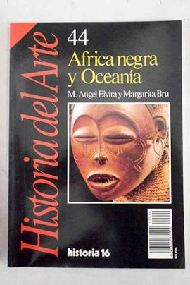 EL ARTE AFRICANO Y OCEÁNICO