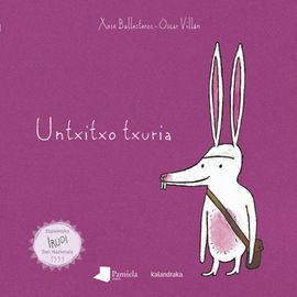 UNTXITXO TXURIA