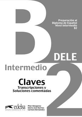 PREPARACIÓN AL DELE B2 - LIBRO DE CLAVES