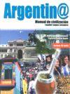 ARGENTINA. MANUAL DE CIVILIZACIÓN