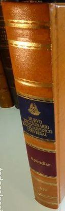 NUEVO DICCIONARIO ENCICLOPÉDICO UNIVERSAL. TOMO 14. APÉNDICE