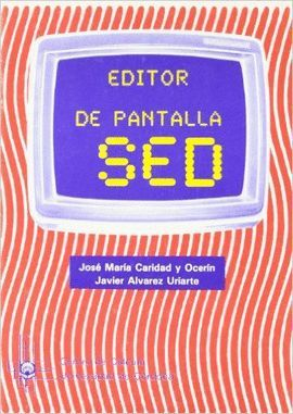 EDITOR DE PANTALLA SED