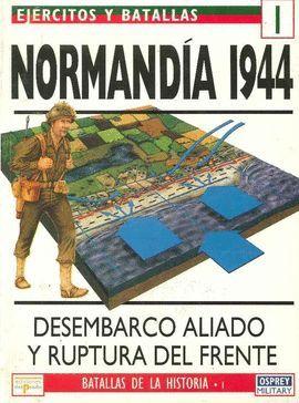NORMANDÍA 1994