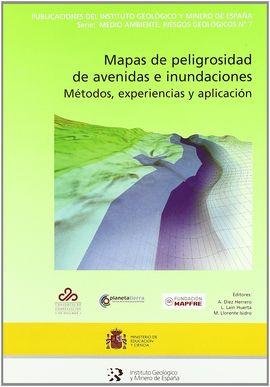 MAPAS DE PELIGROSIDAD DE AVENIDAS E INUNDACIONES