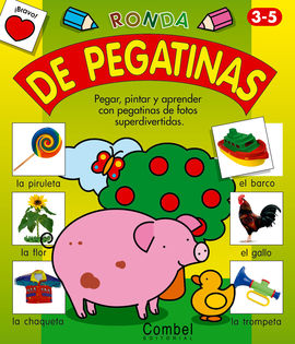 RONDA DE PEGATINAS