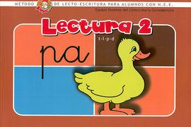 MÉTODO DE LECTURA PIPE. LECTURA 2