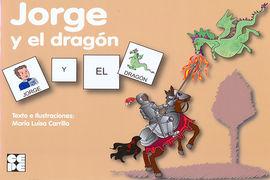 PICTOGRAMAS: JORGE Y EL DRAGÓN