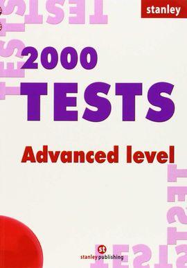 2000 TESTS NIVEL AVANZADO + KEYS (PACK)