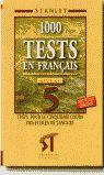 FRANCES 5. TESTS