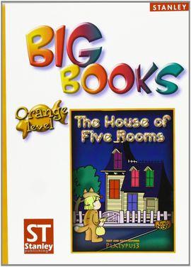 THE HOUSE OF FIVE ROOMS, EDUCACIÓN INFANTIL, NIVEL 2. ALUMNADO